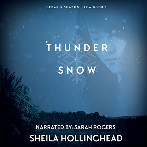 Thundersnow audiobook cover art