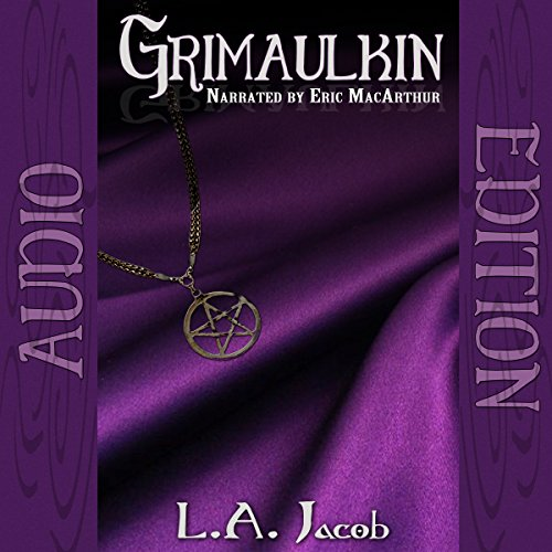 Grimaulkin audiobook cover art