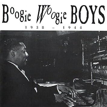 Boogie Woogie Boys 1938-1944