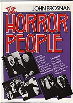 Hardcover The Horror People. Book