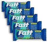 Coconut & Macadamia FattBar (Pack of 5) | 3 Grams Carbs Per Bar, Keto, Low Carb, No Added Sugar, All Natural, No Polyols, Healthy Fats, Delicious, Vegan