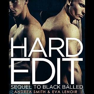 Hard Edit audiobook cover art