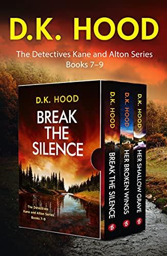 The Detectives Kane and Alton Series: Books 7–9 (English Edition)