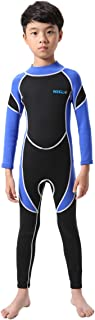 Cokar Neoprene Wetsuit for Kids Boys Girls One Piece Swimsuit (FBA)