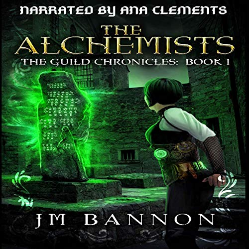 The Alchemists: A Paranormal Steampunk Thriller cover art