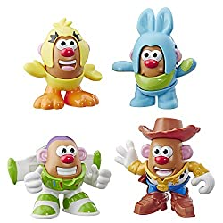 Toy Story 4 Mr Potato Head toys