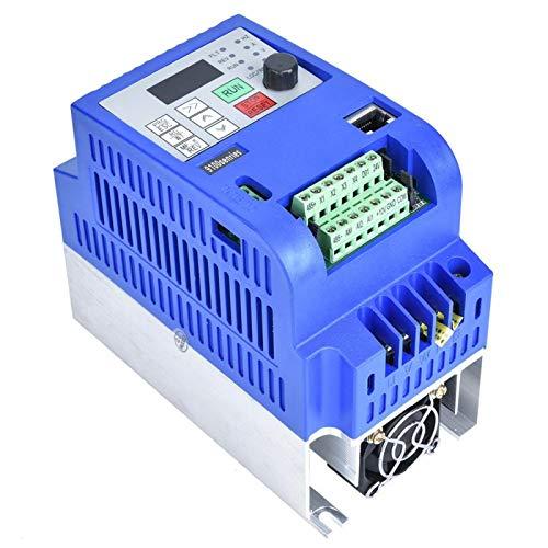 Controlador Pid, compresor de aire, velocidad de frecuencia Vfd Frecuencia de oscilación textil monofásica a trifásica para maquinaria textil Elevación de grúa de camión