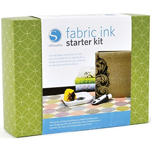 Silhouette Fabric Encre Starter Kit-