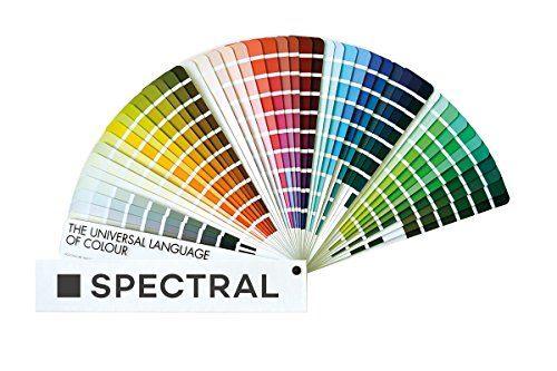 NCS Index 1950 Original Farbfächer in Glanz/Glossy - höchste Qualität, stabiler Umschlag, lackierte Farbkarten, Profi-Werkzeug, für genauste Farbbestimmung NCS Farbfächer