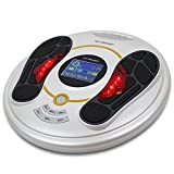 QMMCK Masseur pieds Circulation plus Appareil de massage Stimulateur circulation sanguine booster circulatoire