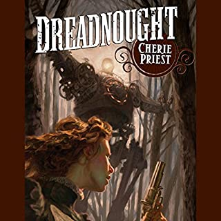 Dreadnought audiobook cover art