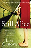 Still Alice, books, book, Lisa Genova, book review