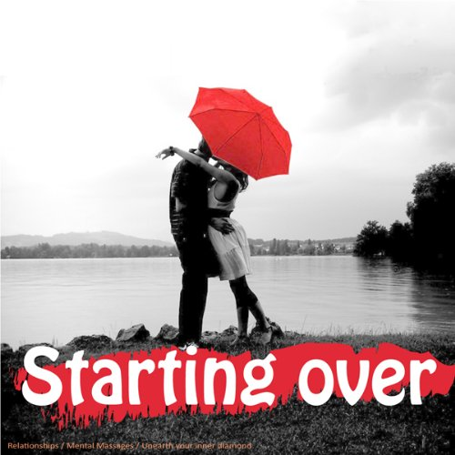 Starting Over Happily audiobook cover art