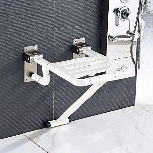 Armlehne Badezimmer Klapphocker Sitz Dusche Hocker Barrierefrei Sessel Sessel Sessel Sicherheit Bad Hocker Wandhocker