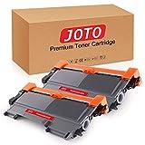 JOTO Compatible Toner Cartridge Replacement for Brother TN450 TN 450 TN420 TN-420 HL-2270DW MFC-7860DW MFC-7360N DCP-7065DN HL-2280DW HL-2240 HL-2240D Intellifax-2840 (Black, 2 Pack, High Yield)