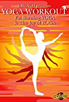 CRUNCH presents YOGA WORKOUT Fat Burning YOGA&The Joy of YOGA [DVD]