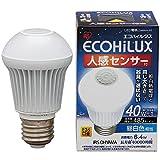アイリスオーヤマ LED電球 人感センサー付mini 昼白色 485lm LDA6N-H-S5 アイリスオーヤマ(566861)アイリスオーヤマ