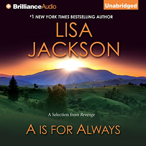 A Is for Always audiobook cover art