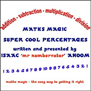 Maths Magic cover art