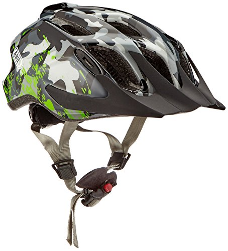 ABUS Unisex-Erwachsene MOUNTX Fahrradhelm, grey camouflage, S