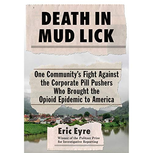 Death in Mud Lick audiobook cover art