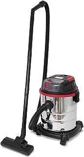 HAIGE 充電式掃除機 バキュームクリーナー バッテリー式 コードレス 業務用 乾湿両用 ブロアー機能付 水吸引可 窓面掃除可 HG-RL195-S150-20