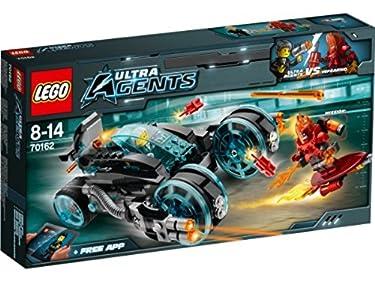 LEGO Agents 70162: Infearno Interception