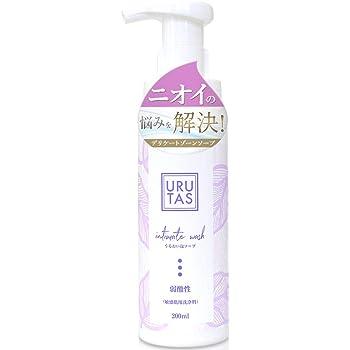 【医薬部外品】デリケートゾーン ソープ 泡 石鹸 においケア 保湿 低刺激 弱酸性 陰部 洗浄 200ml