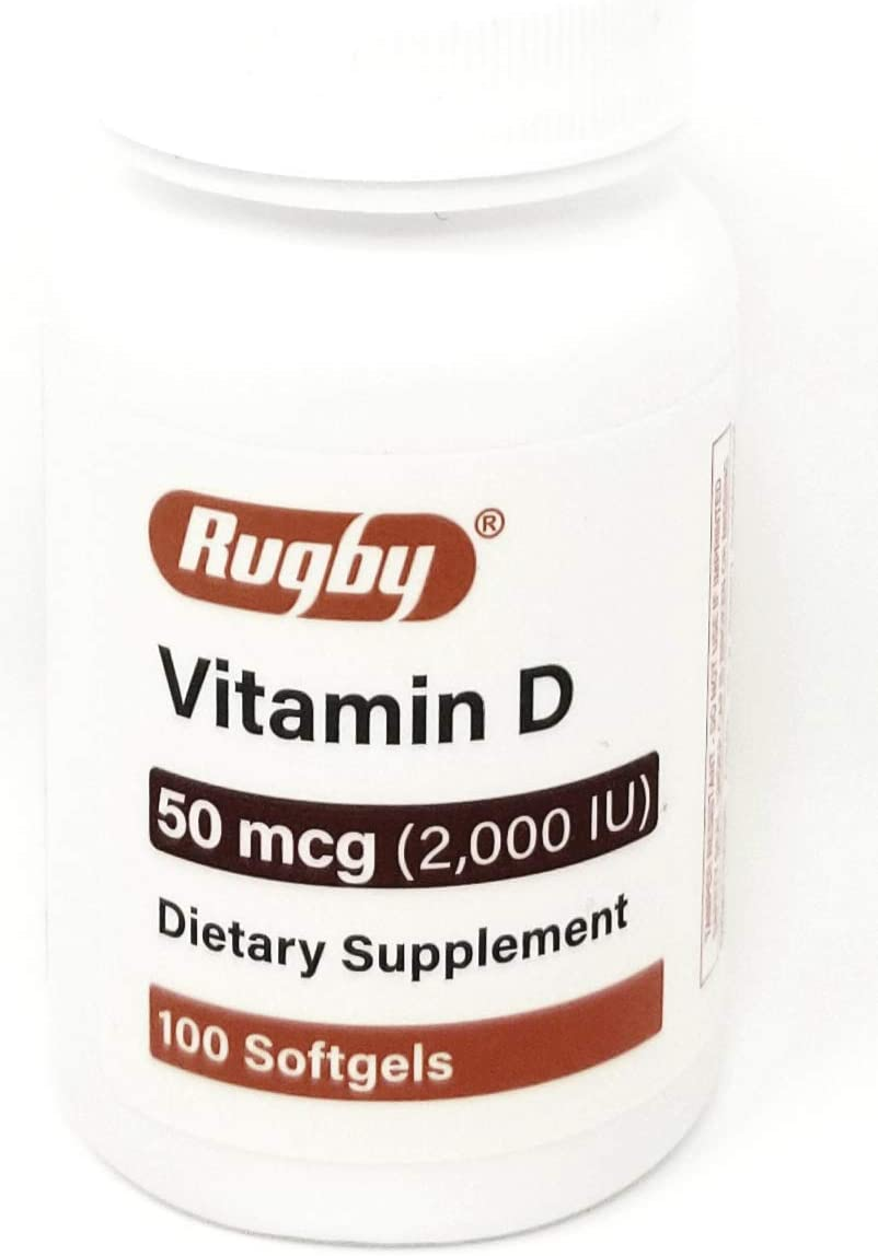 Vitamin D3 2000 IU 100 Excellence - Softgels Gorgeous
