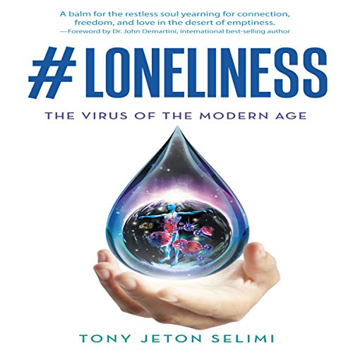#Loneliness audiobook cover art