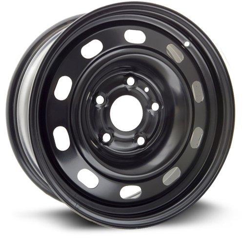 RTX, Steel Rim, New Aftermarket Wheel, 17X7, 5X139.7, 78.1, 30, black finish X47351