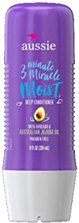 Aussie - 3 Minute Miracle Moist Deep Conditioner - 8 oz - 236 ml