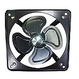 SFFZY Tubo de ventilación de pared Ventilador de inodoro de cocina Ventilador silencioso Extractor de baño Ventilador de ventilación de aire