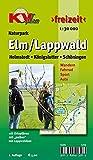 Elm / Lappwald: Wander- und Freizeitkarte mit Radrouten und Wanderwegen 1:30.000 + Ortspläne von Schöningen Helmstedt Königslutter 1:12.500: Wander- ... Königslutter 1:12.500 (KVplan Harz-Region)