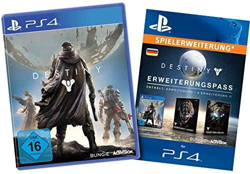 Destiny inkl. Erweiterungspass [PlayStation 4]