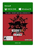 Resident Evil 7 Biohazard: Deluxe Edition - Xbox One Digital Code