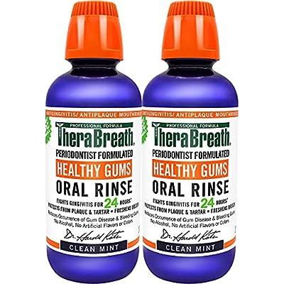 TheraBreath Healthy Gums Periodontist