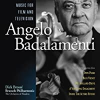 Music for Film & Television by Angelo Badalamenti (2010-10-12)