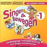 Singen & Bewegen - Die schönsten Bewegungslieder