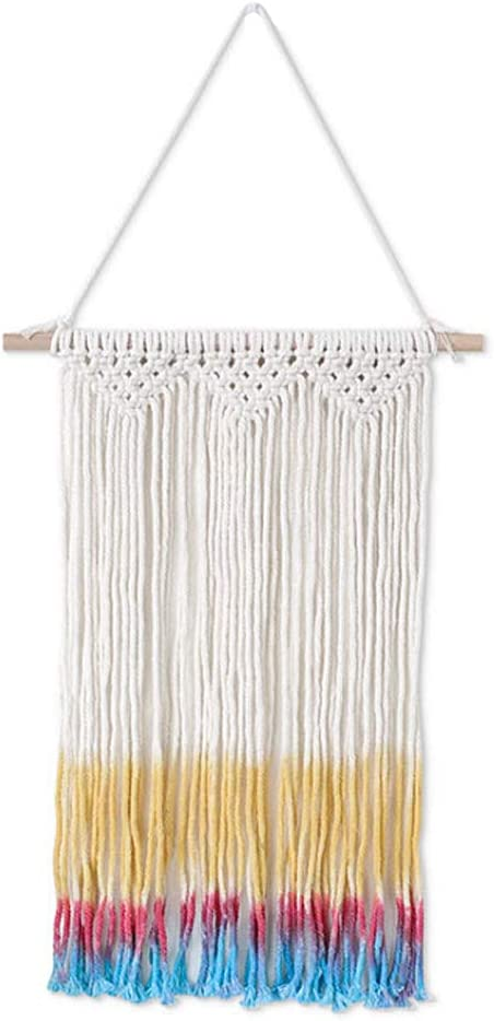 SALUTUY Wall Decoration Cotton Rope Indoor Ranking TOP6 Decor and Gorgeous Both