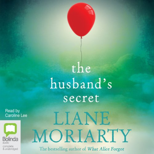 The Husband's Secret Audiobook By Liane Moriarty cover art