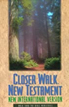 Closer Walk New Testament