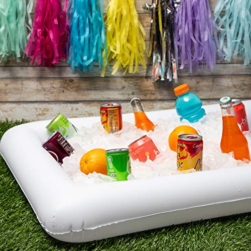Inflatable Serving Bar Buffet Tray (3 Pack)