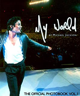 my world the official photobook