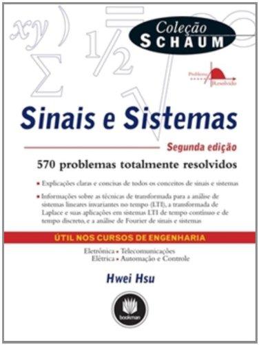 Sinais E Sistemas - Colecao Schaum 2Ed.