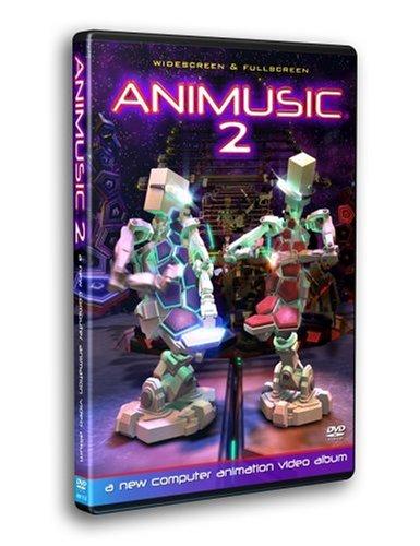 Price comparison product image Animusic 2 - A New Computer Animation Video Album