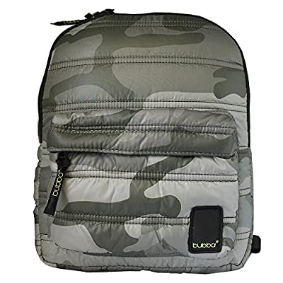 Bubba Bags Canadian Design Backpack Classic Mini Limited Edition Green Camo by bubba