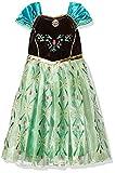 DaHeng Girls Princess Green Cosplay Fancy Party Dress Costume (4-5Years)