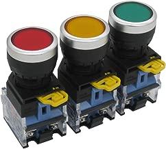 modular push button switches