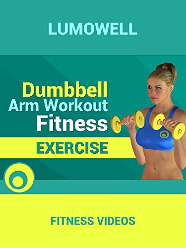 Dumbbell Arm Workout - Fitness Exercise